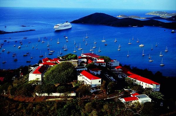 Caribbean & Crstal Cruise 600