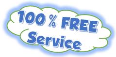 100% free cloud b