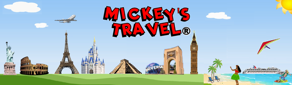 Mark Ward – Mickey's Travel