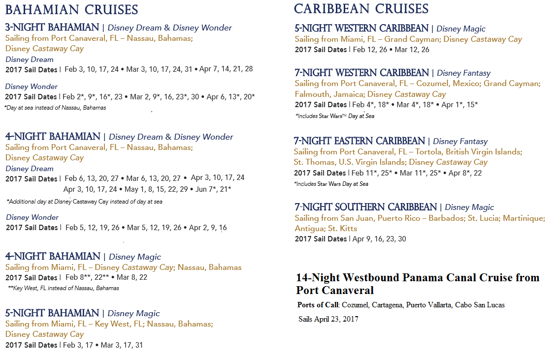 Disney Cruise Line Last Minute Deals Mickeys Travel Major - Last minute cruise deals from florida
