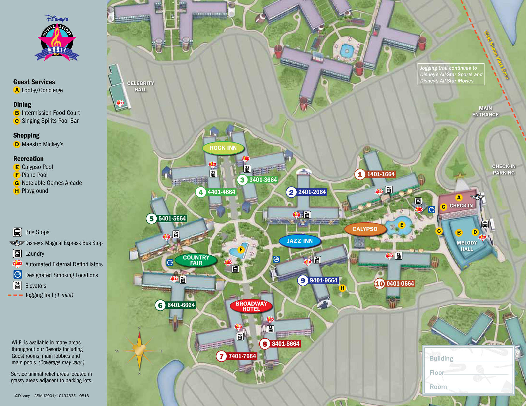 Walt Disney World Maps | WDW Planning on