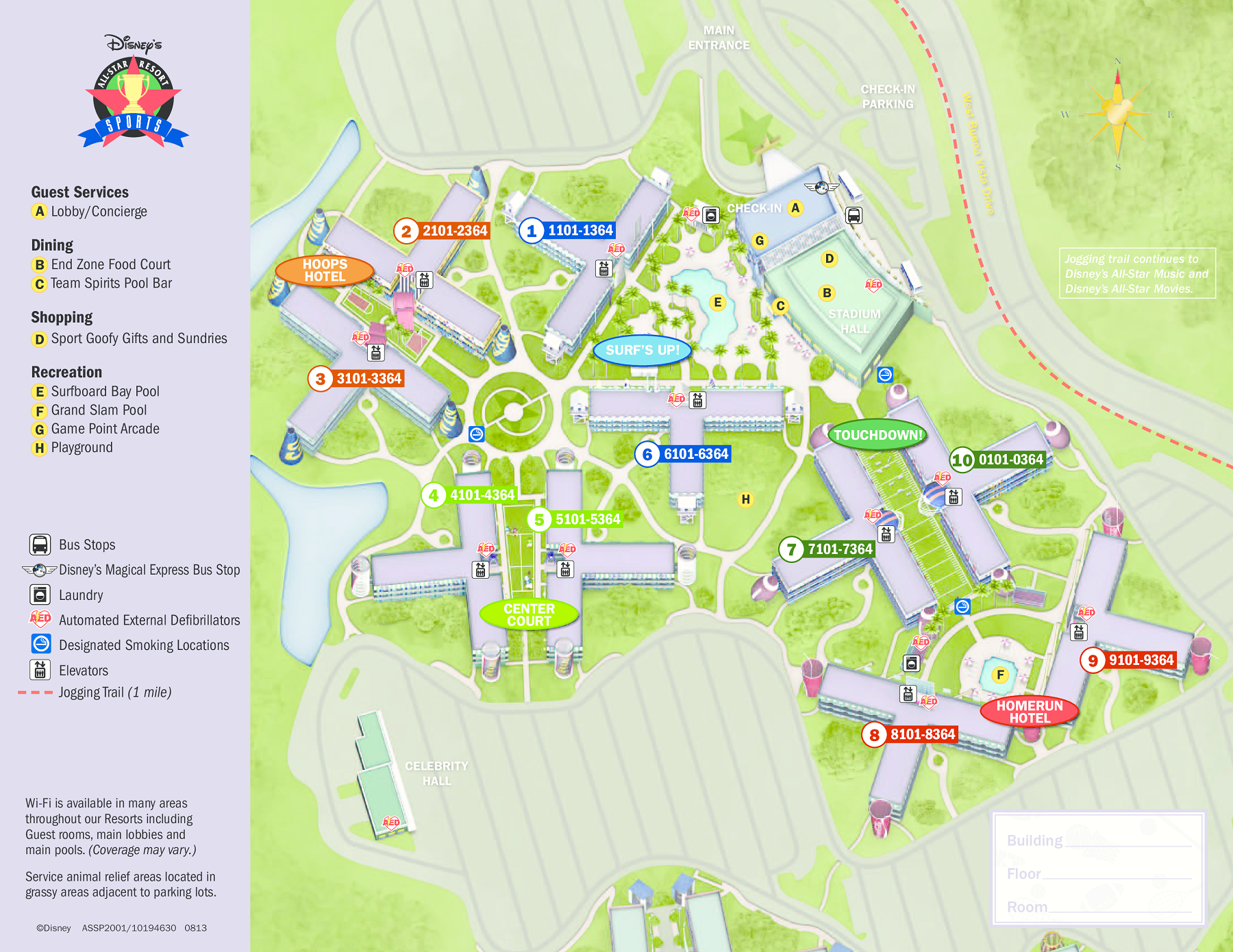 Map Of All Disney Hotels Pictures to Pin on Pinterest - PinsDaddy