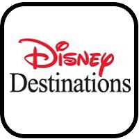 Disney destinations logo