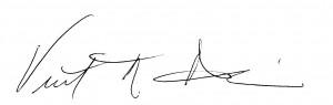 Vins signature