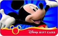gift card mickey 200 126