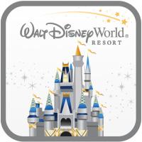 logo destination WDW style A