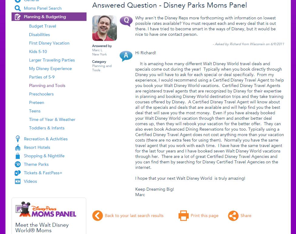 Disney moms panel d