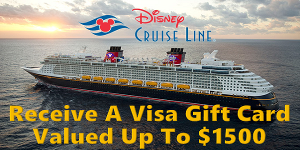 DCL Gift Card Offer 600