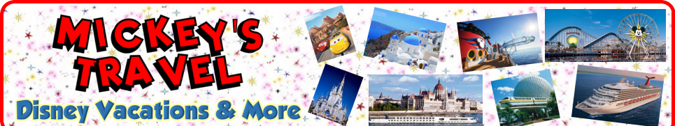 Mickey's Travel – Authorized Disney Vacation Planner