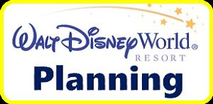 wdw planning