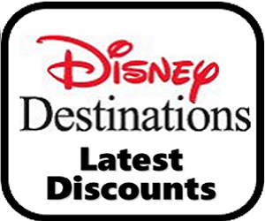 Disney destination discounts logo